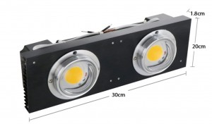 Panel LED CREE CXB3590 100W 3500K Full Spectrum do uprawy roślin