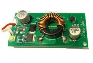 DRIVER LED 30W 1000mA 30-38V IN: 9-24V DC