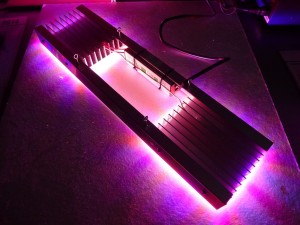 Panel LED DIY 50W do uprawy roślin